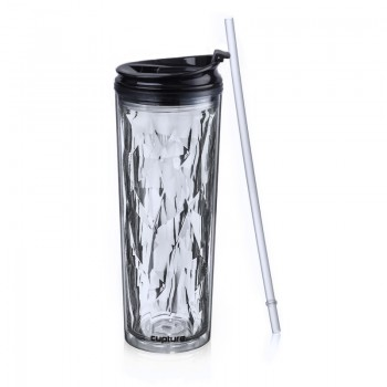 Crystal tumbler 22 oz - Black Diamond