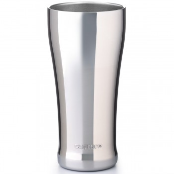 Stainless Steel Pint Cup 16 oz, Chrome